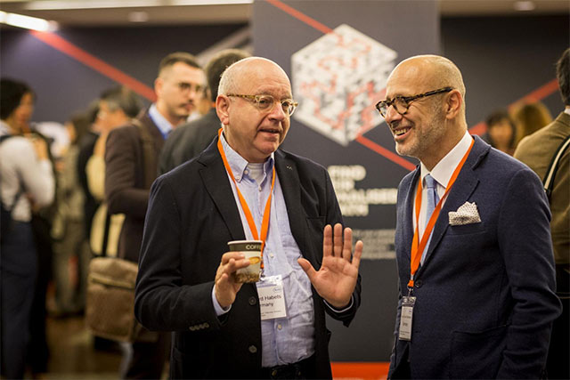 Dr. Rotmann auf dem Global Expert Meeting