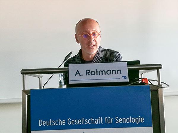Vortrag Dt. Gesellschaft für Senologie 600x450